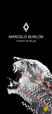 Sfondo Per Iphone X Di Marcelo Burlon Daniel Rigucci